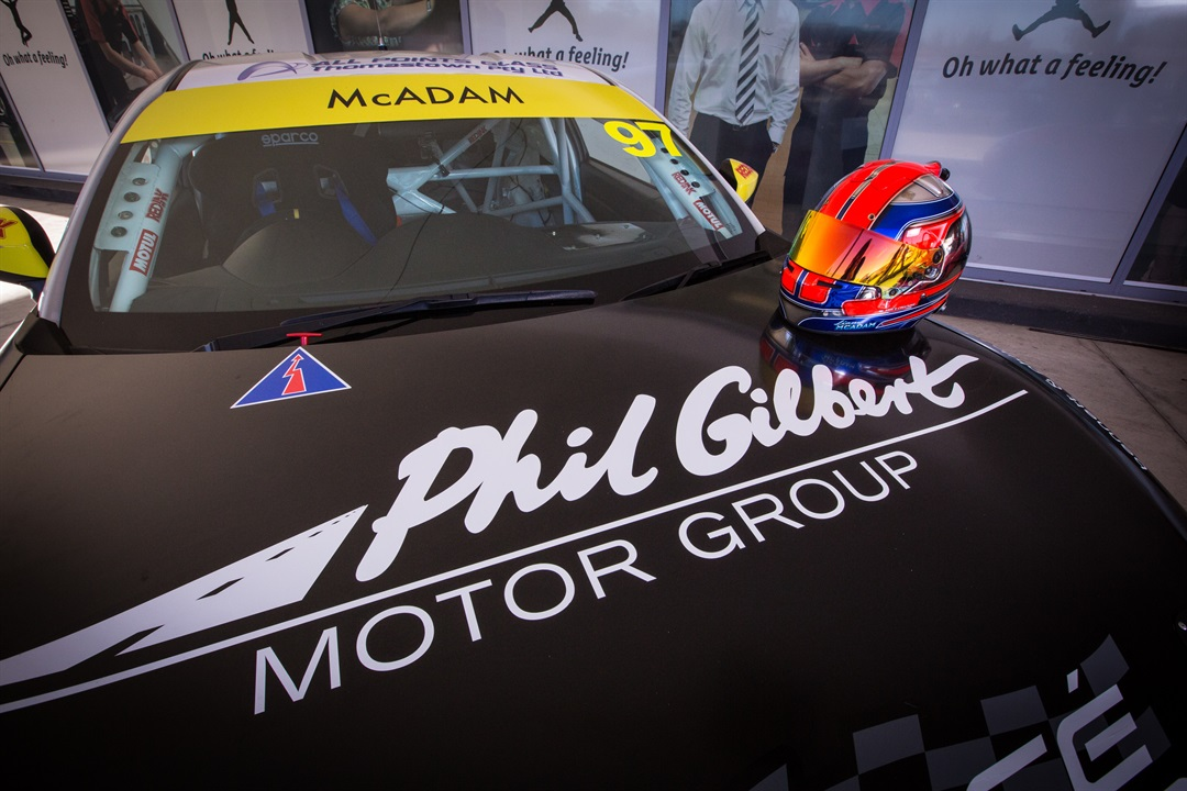 Liam Is An Ambassador For Phil Gilbert Parts, Motul Oils U0026 Lubricats, FOBO  Tyre Pressure Monitoring Systems And TRD.