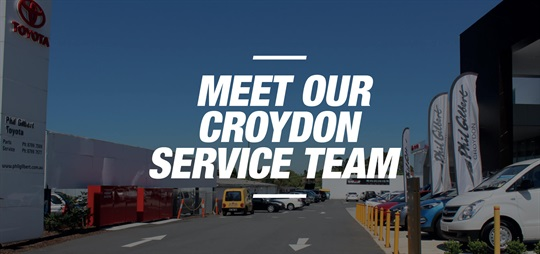 Meet the Service Team