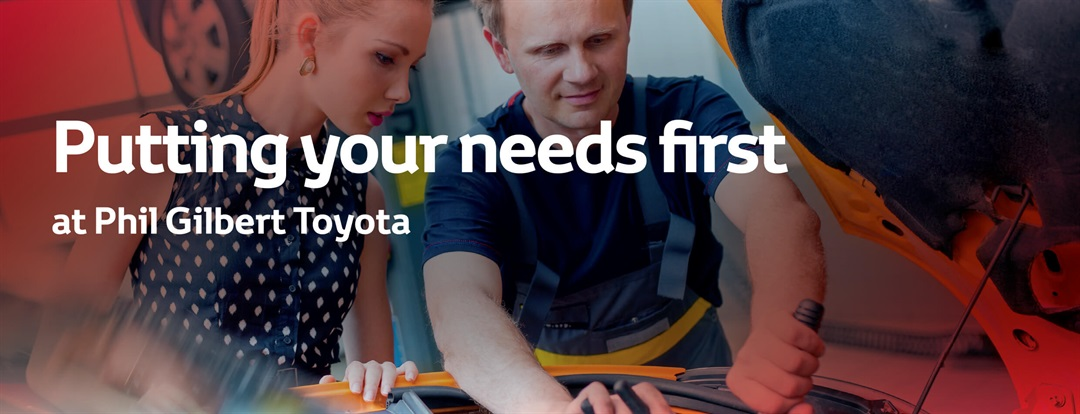 Phil Gilbert Toyota - Why Choose Us